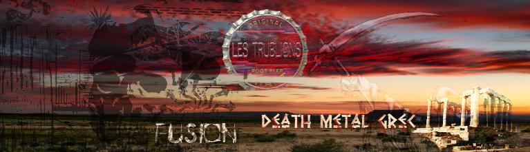 Bannière de la chronique Fusion & Death Metal Grec - alternative